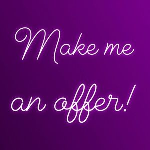 Other - 💥Make me an offer I can't refuse💥